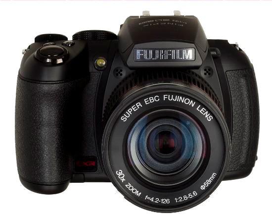 Aparat cyfrowy Fujifilm FinePix HS20, 16M, 30xzoom, EXR-CMOS, LCD 3,0 cala, HDMI (egzemplarz powystawowy)