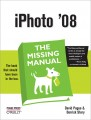 iPhoto 08: The Missing Manual
