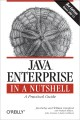 Java Enterprise in a Nutshell, Third Edition