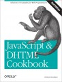 JavaScript & DHTML Cookbook, Second Edition