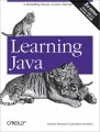 Learning Java, Third Edition