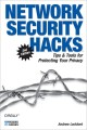 Network Security Hacks, Second Edition