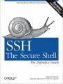 SSH, The Secure Shell: The Definitive Guide, Second Edition