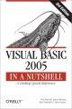 Visual Basic 2005 in a Nutshell, Third Edition