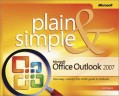Microsoft Office Outlook 2007 Plain & Simple