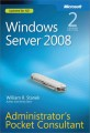 Windows Server 2008 Administrators Pocket Consultant, Second Edition