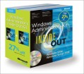 Windows Administrators Inside Out Kit: Windows Server 2008 Inside Out and Windows Vista Inside Out