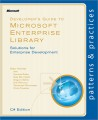 Developers Guide to Microsoft Enterprise Library, C# Edition