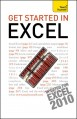 Get Started in Excel: A Teach Yourself Guide