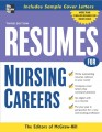 Resumes for Nursing Careers