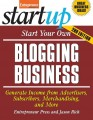 Start Your Own Blogging Business, Second Edition