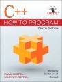 C++ How to Program Plus MyProgrammingLab with Pearson eText -- Access Card Package, 10th Edition