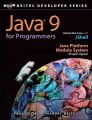Java 9 for Programmers, 4th Edition