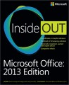 Microsoft Office Inside Out: 2013 Edition