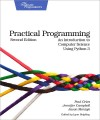 Practical Programming: An Introduction to Computer Science Using Python 3, 2nd Edition