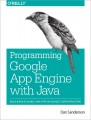 Programming Google App Engine with Java