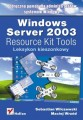 Windows Server 2003 Resource Kit Tools. Leksykon kieszonkowy